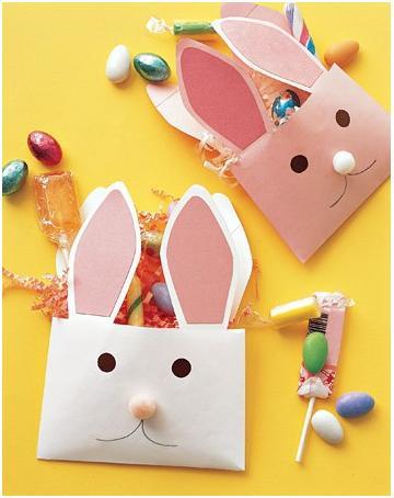 Поделки на пасху Кролик